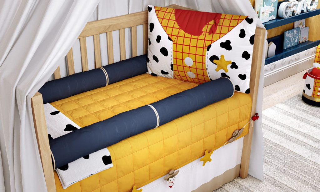 toy story baby room