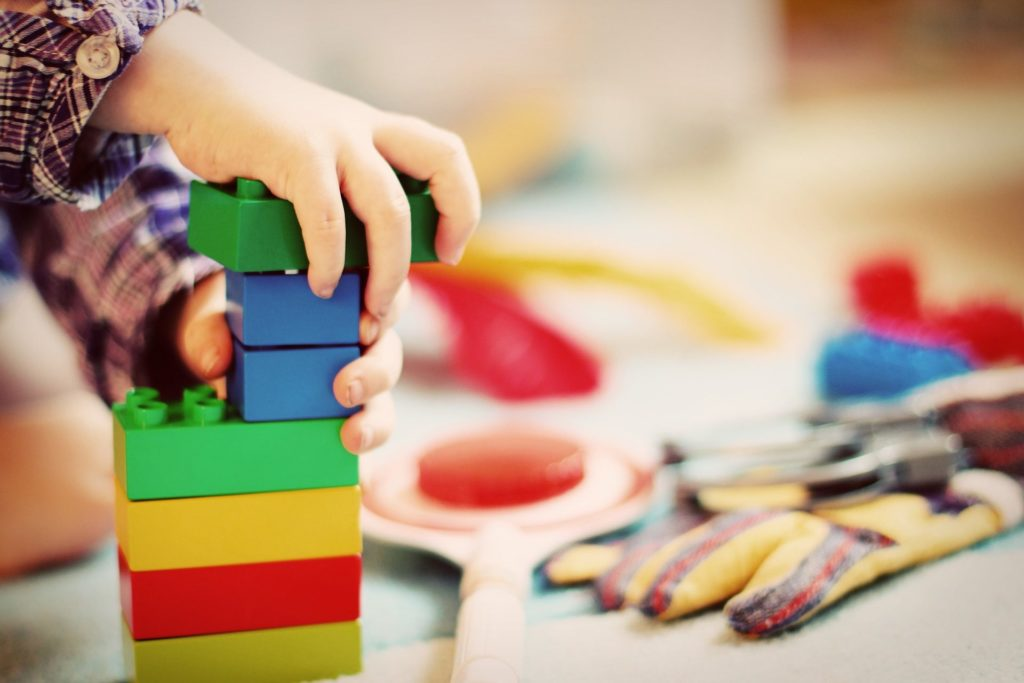 How to organize your toys
