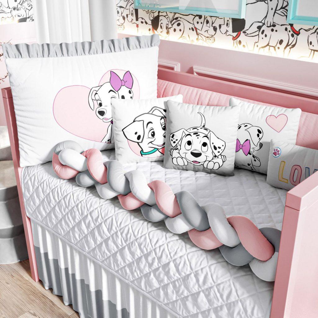 Crib Kit 101 Dalmatian