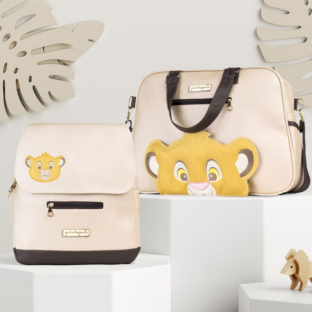 320639 rucksack-and-bag-maternity-o-rei-lea set