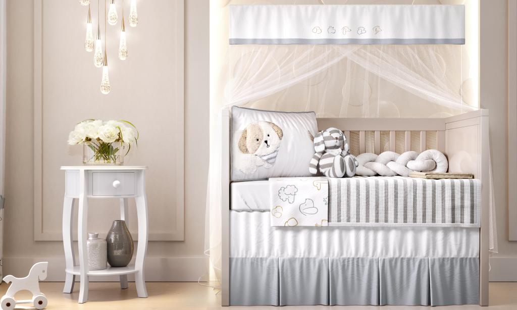 Baby Bedroom Puppy