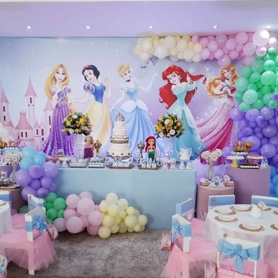 children's birthday party themes