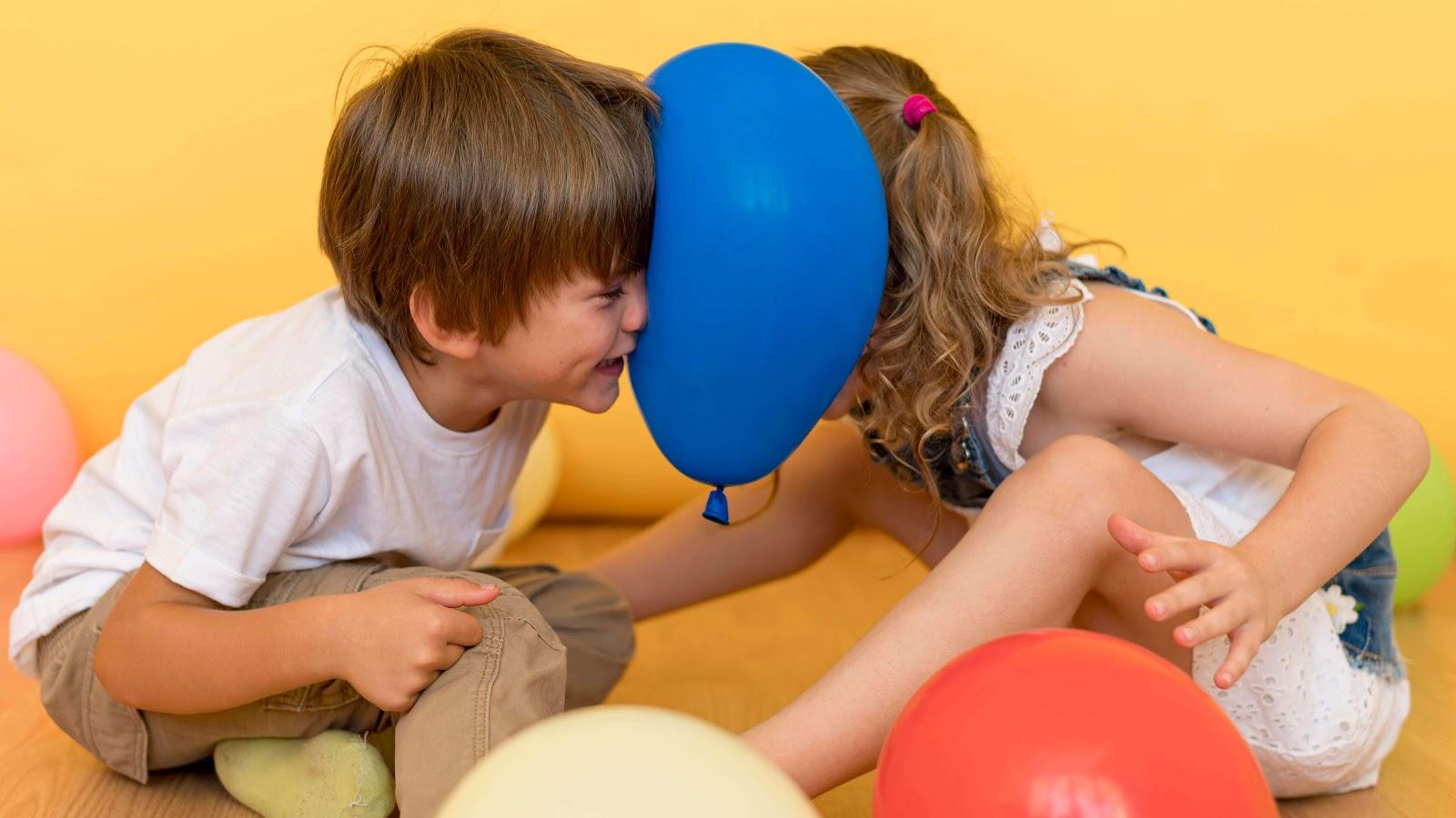children's birthday party activities