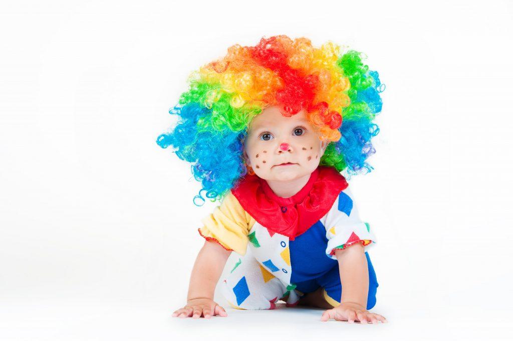 baby at carnival